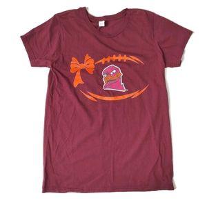 Virginia Tech Hokies College Football Mascot Tee